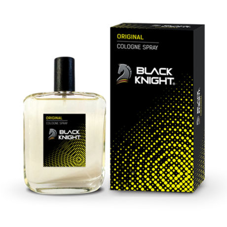Black Knight Original Cologne Spray 100mL