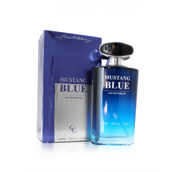 Classic Collection Mustang Blue For Men