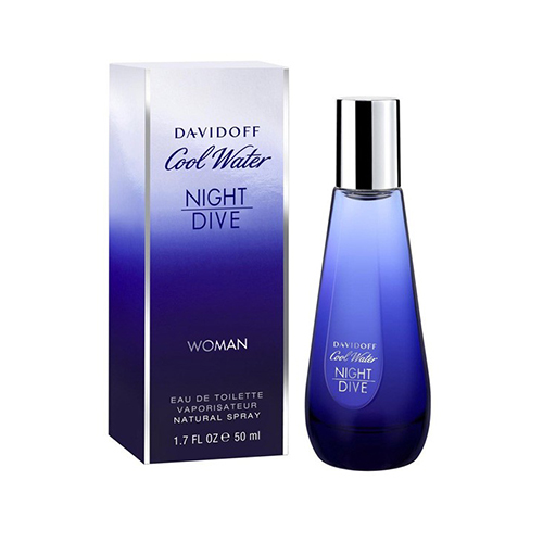 Davidoff Night Dive (Edt)-50ML