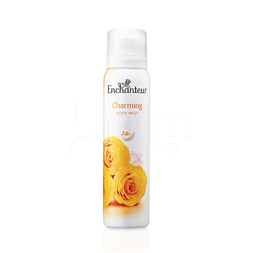 Enchanteur Body Mist Charming 75ML