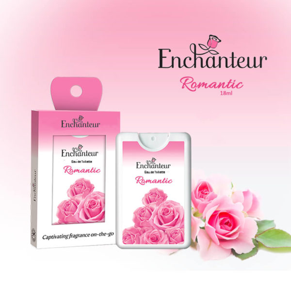 Enchanteur Romantic Pocket EDT Perfumes 18mL
