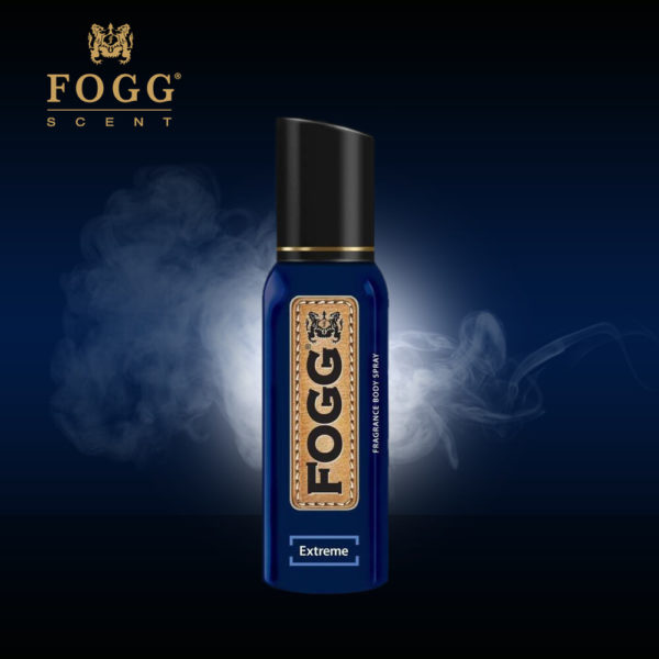 Fogg Extreme Fragrance Deodorant Spray 120ML