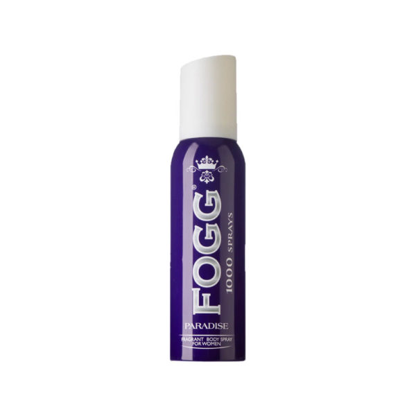 Fogg Paradise Fragrant Body Spray For Women 120ml