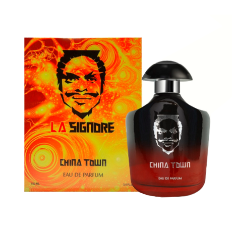 La Signore China Town Eau De Parfum For Him 100ML