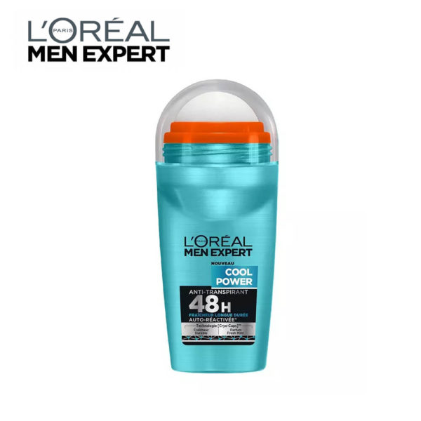 LOral Men Expert Cool Power Anti Transpirant 48H 50ML