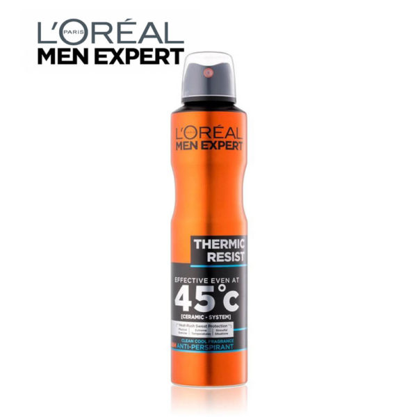 LOral Men Expert Thermic Resist Body Spray 250ML