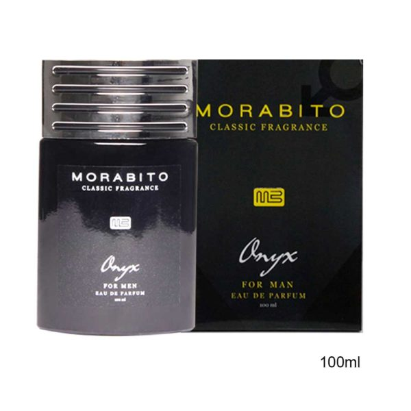 Morabito Classic Fragrance Onyx 100ML
