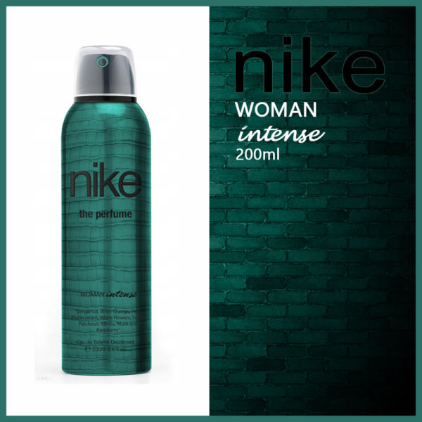 Nike Women Intense Body Spray 200ML