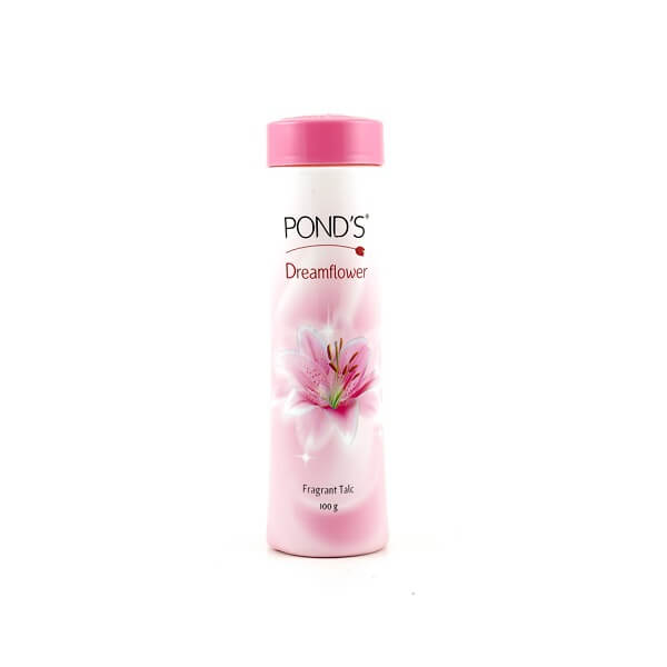 Ponds Dreamflower Fragnt Talc 100g