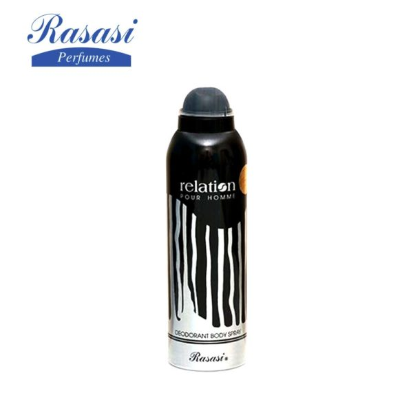 Rasasi Relation Deodorant For Men 200ml