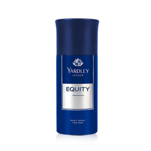 Yardley London Equity Body Spray 150ML