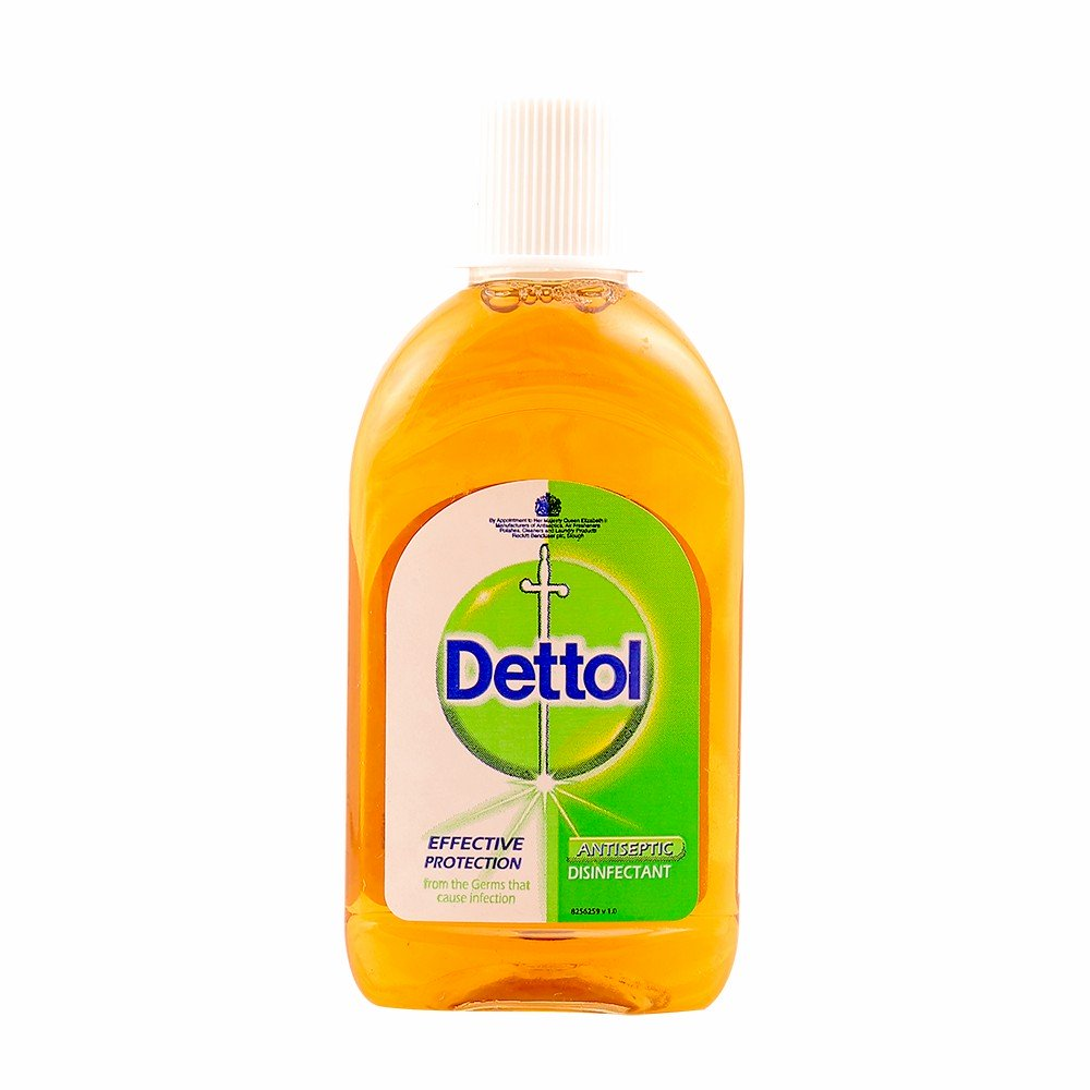 Dettol Bottle of Dettol Liquid 60mL