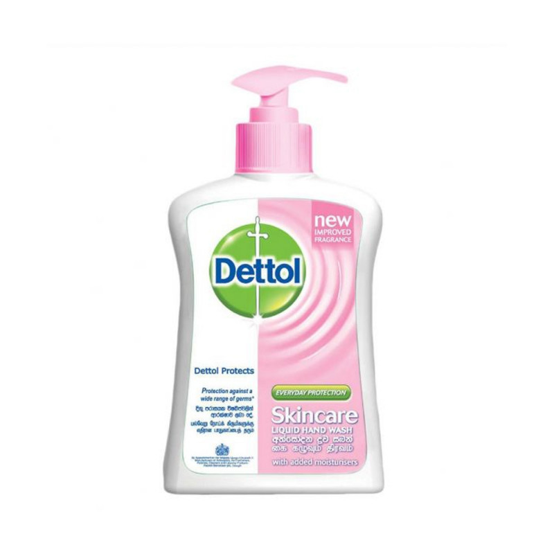Dettol Skincare Hand Wash 200ml