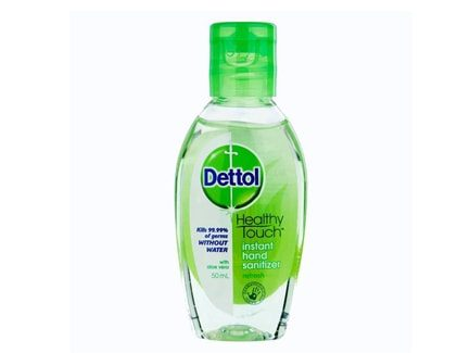 Dettol Healthy Touch Sanitizer 50ml