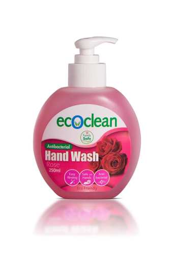 Ecoclean Hand Wash Rose 250ML