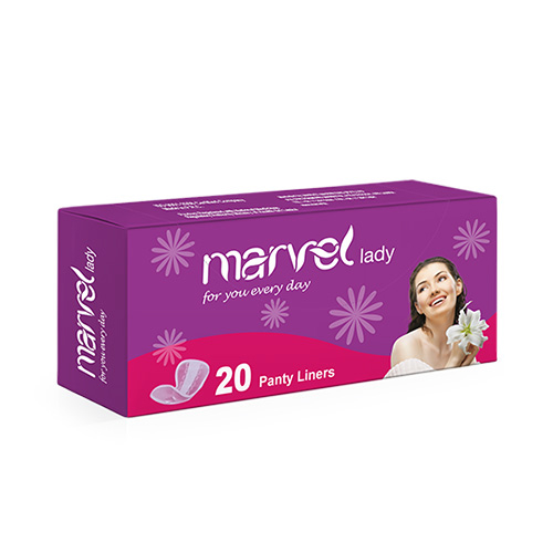 Marvel Panty Liners - 20 Pack