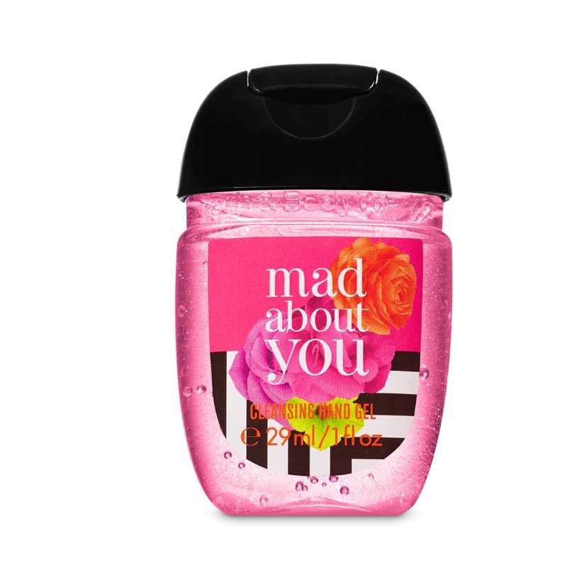 PocketBac Mad About You Cleansing Hand Sanitizer 30mL