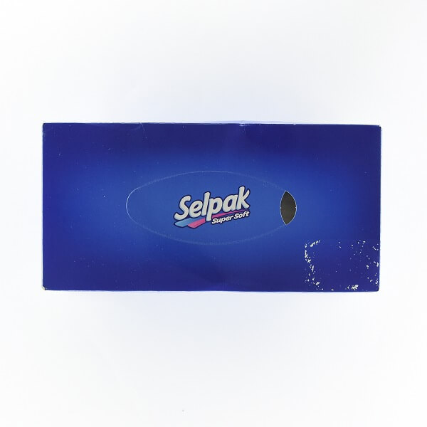 Selpak Facial Tissues 100s