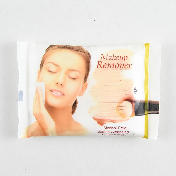 Splash Makeup Remover 10Pcs