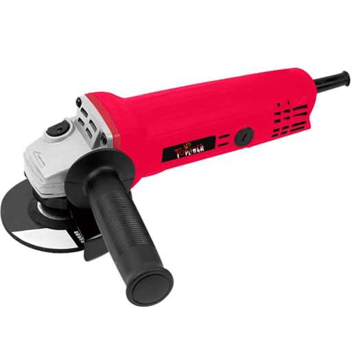 Evokelanka Electric Angle Grinder - Red