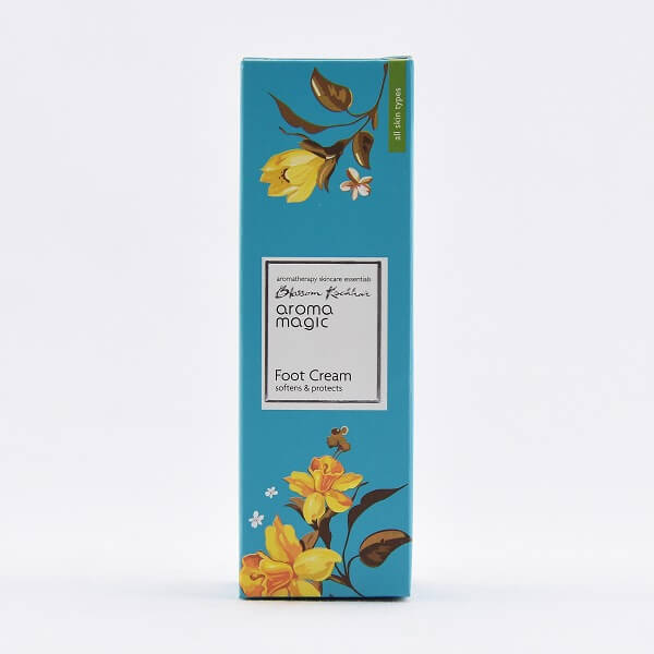 Aroma Magic Softens & Protects Foot Cream 50g