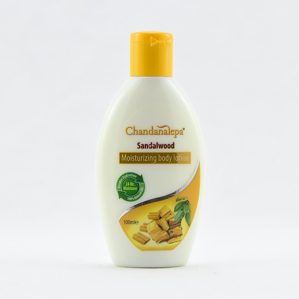 Chandanalepa Body Lotion Sandalwood 100mL