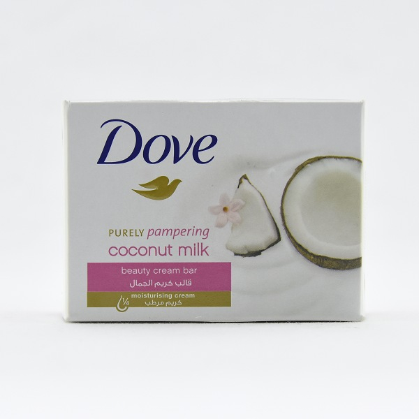 Dove Purely Pampering Coconut Milk Beauty Cream Bar 100g