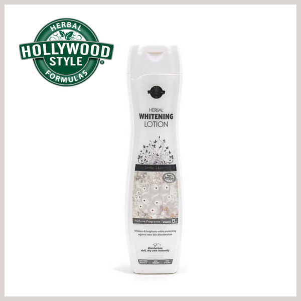 Hollywood Style Herbal Whitening Lotion 275mL