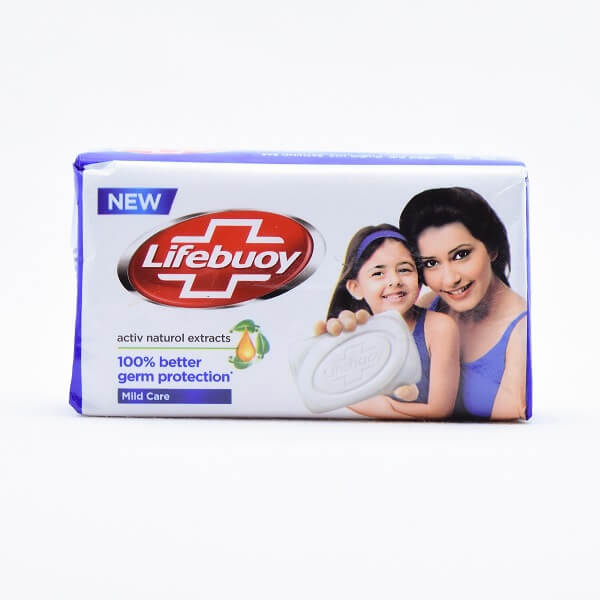 Lifebuoy Mild Care Soap 100g