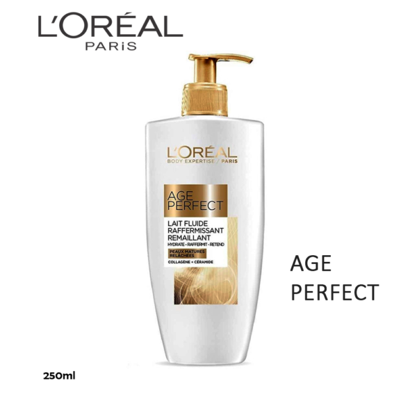 LOral Paris Body Lotion Age Perfect 250ML