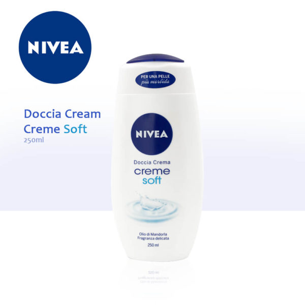 Nivea Doccia Cream Creme Soft 250ML