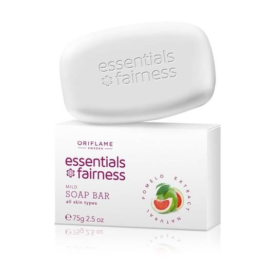 Oriflame Essentials Fairness Mild Soap Bar 75g