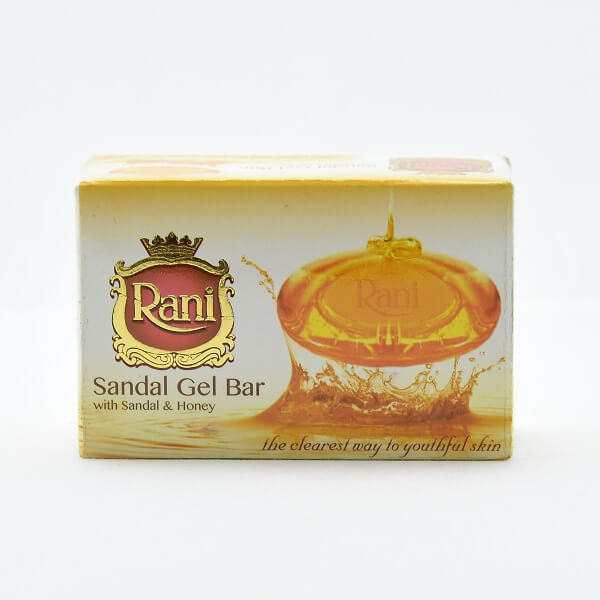 Rani Sandal Gel Soap 70g