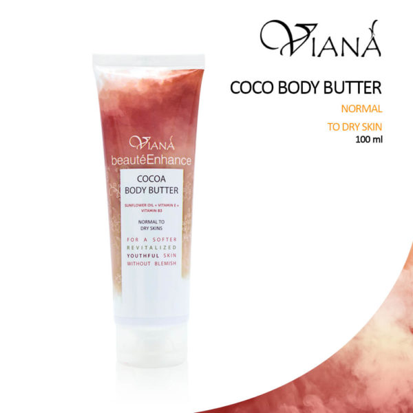 Viana Cocoa Body Butter 100ML