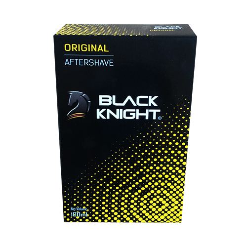 Black Knight Original Aftershave 100ML