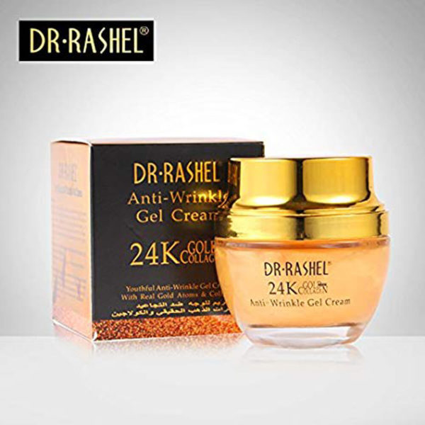 Dr. Rashel 24K Gold Collagen Whitening Cream