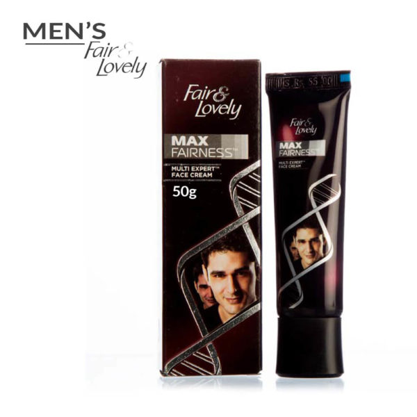 Fair & Lovely Max Fairness Multi Expert Face Cream 50G