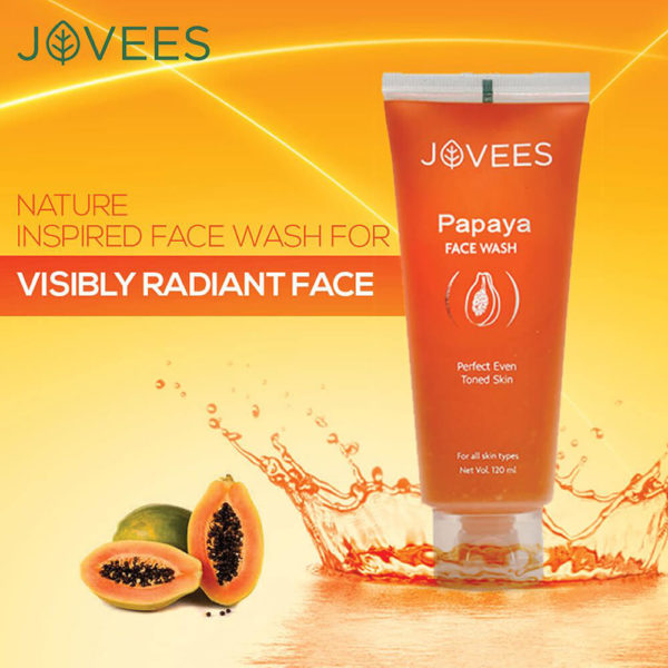 Jovees Papaya Face Wash 120ML