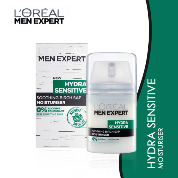 LOral Men Expert Hydra Sensitive 50ml