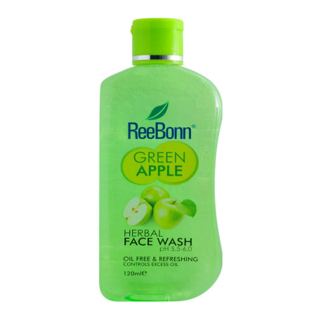 ReeBonn Green Apple Herbal Face Wash 120ml