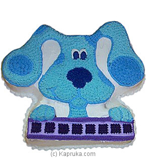 Kapruka Blue`S Clues Cake