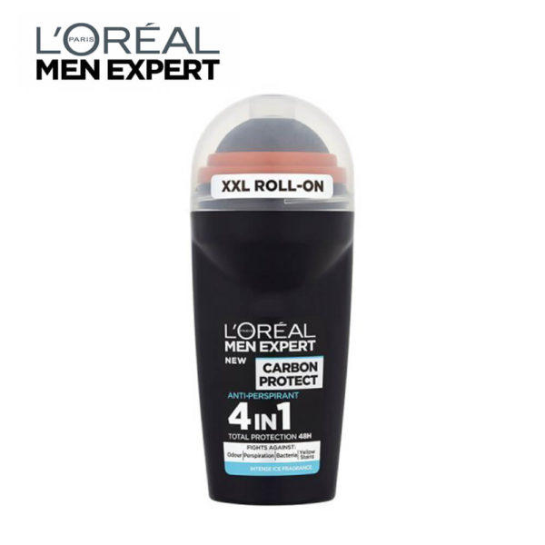 Loreal Paris Men Expert Carbon 4 in 1 Total Protection