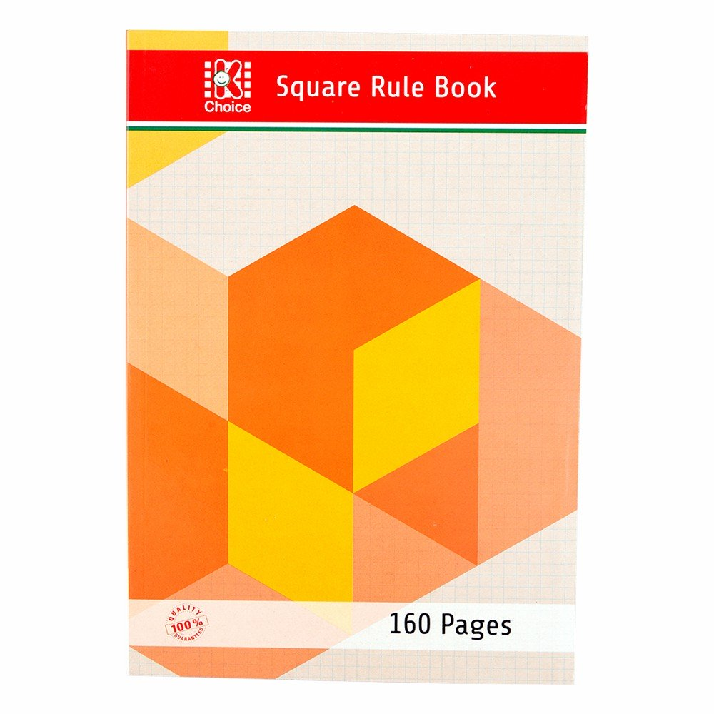 Keells Square Rule Book 160Pgs