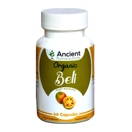 Ancient Nutraceuticals Natural Beli Capsules 60CAPS