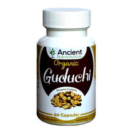 Ancient Nutraceuticals Natural Guduchi Capsules 60CAPS