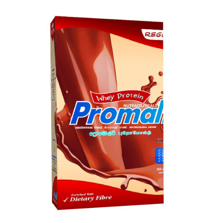 Promalt Regular Whey Protein Chocolate