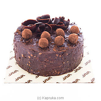 Java Lounge Chocolate Fudge Cake