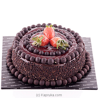 Kapruka Chocolate Cake
