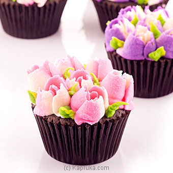 Kapruka Chocolate Cup Cakes 12Pcs