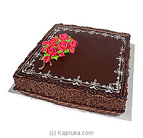 Kapruka Chocolate Fudge Cake